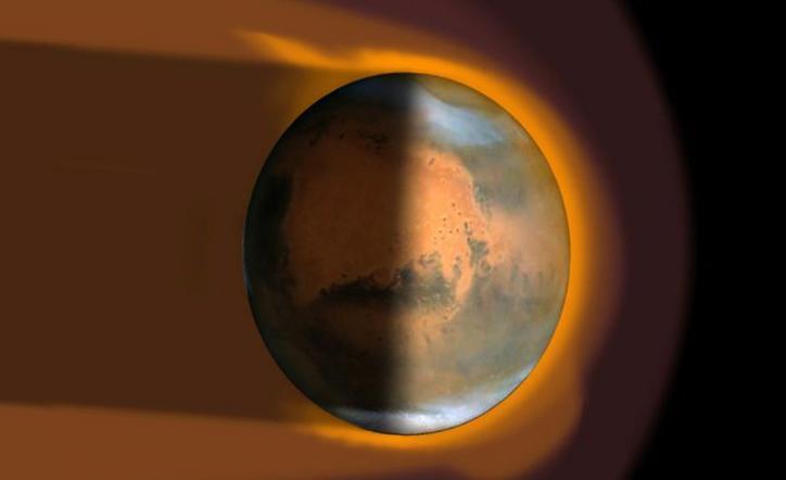 Марс и магнитосфера. Планета, которую можно отремонтировать - 1