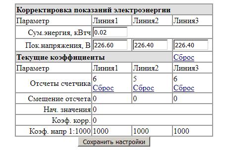 Wi-Fi измеритель мощности hNet - 7