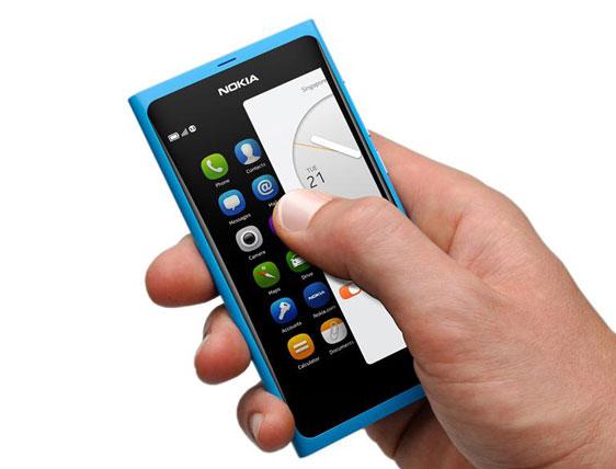 История Nokia MeeGo - 11