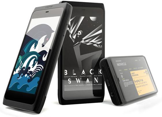 История Nokia MeeGo - 16