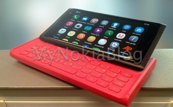 История Nokia MeeGo - 18