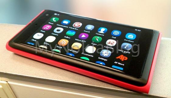 История Nokia MeeGo - 19