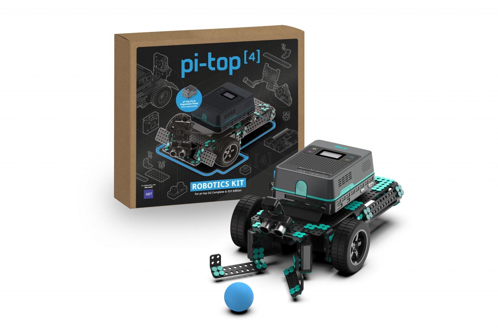 pi-top [4] — конструктор роботов для детей и взрослых на основе Raspberry Pi - 2