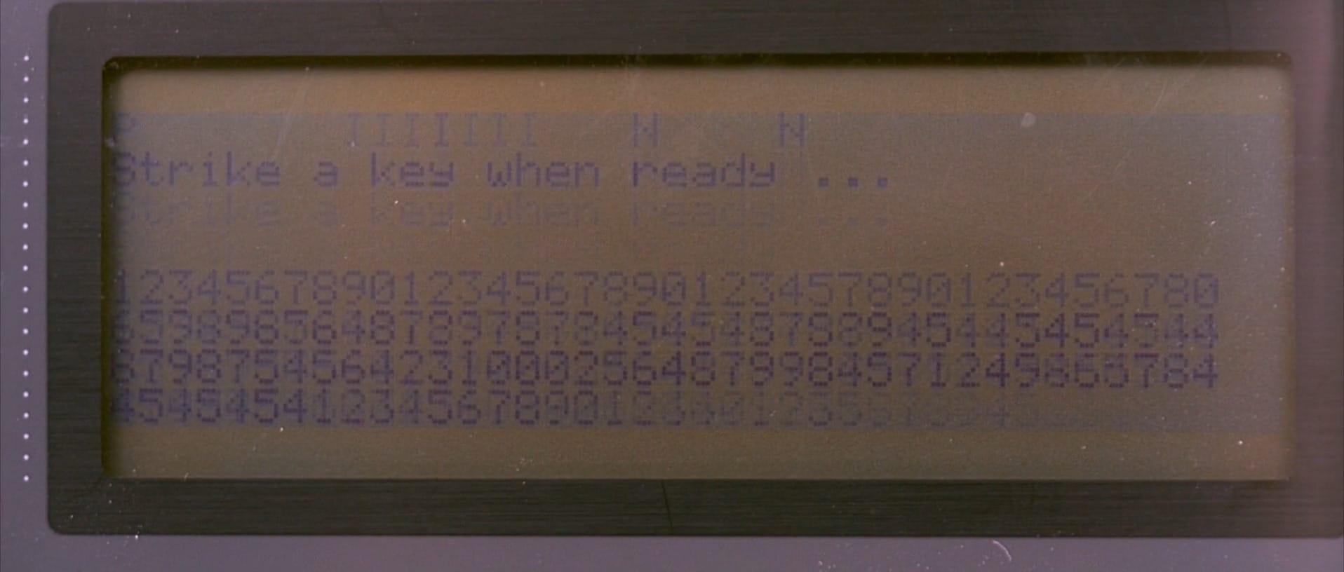Симулируем сцену подбора PIN из «Терминатора 2» - 5
