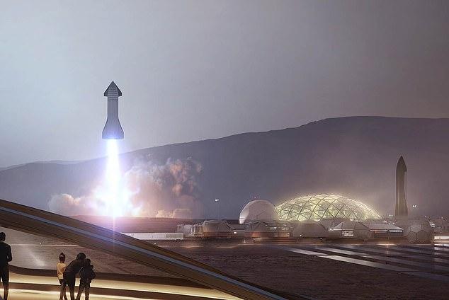 Илон Маск продаст все свое имущество и потратит около $188 млрд для колонизации Марса - 1