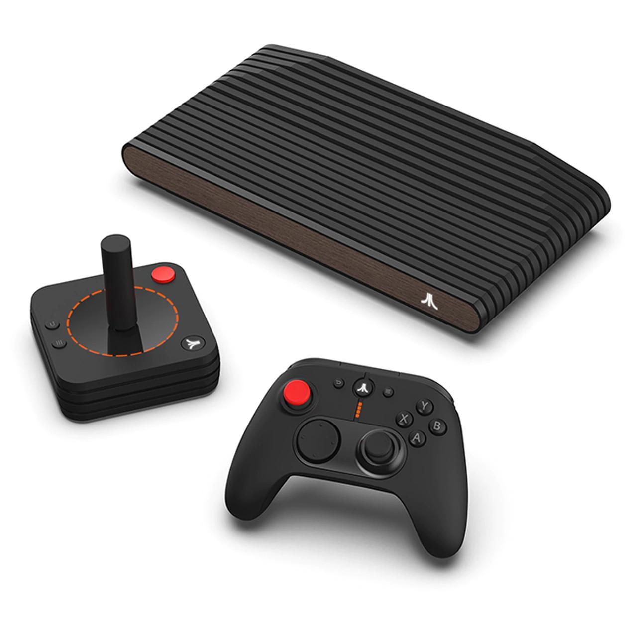 Превью-обзор консоли Atari VCS - 1