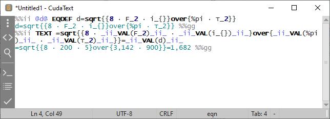 Расчеты на прочность в LibreOffice и выбор текстового редактора - 35