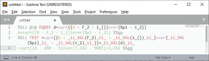 Расчеты на прочность в LibreOffice и выбор текстового редактора - 8
