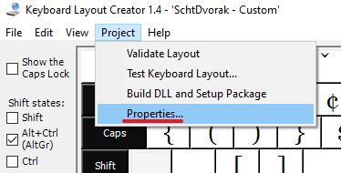 Создаём свою «идеальную программерскую» раскладку или Недооценённый AltGr - 8