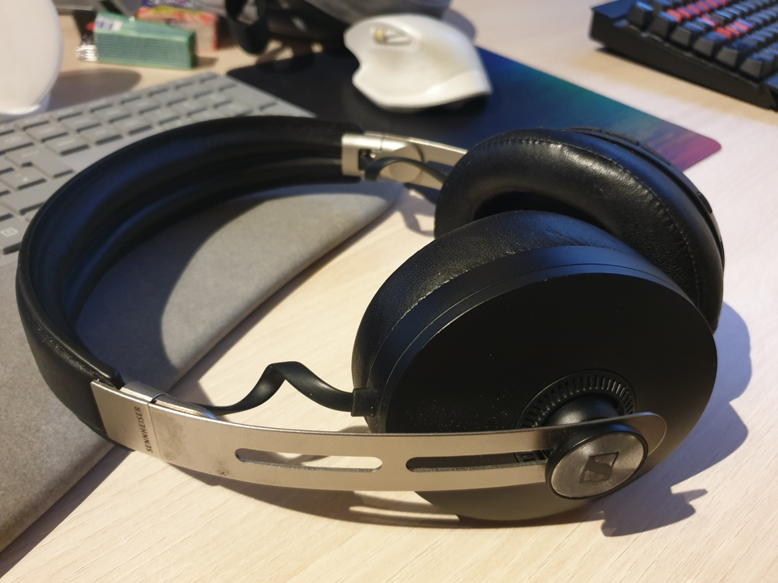 Sennheiser Momentum 3 Wireless: хорошая штука, но не наш выбор для аудиофильских тестов
