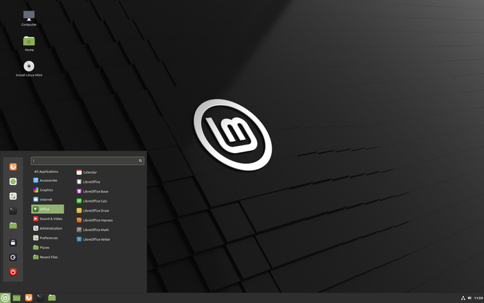 Представлен дистрибутив Linux Mint 20.1 - 1