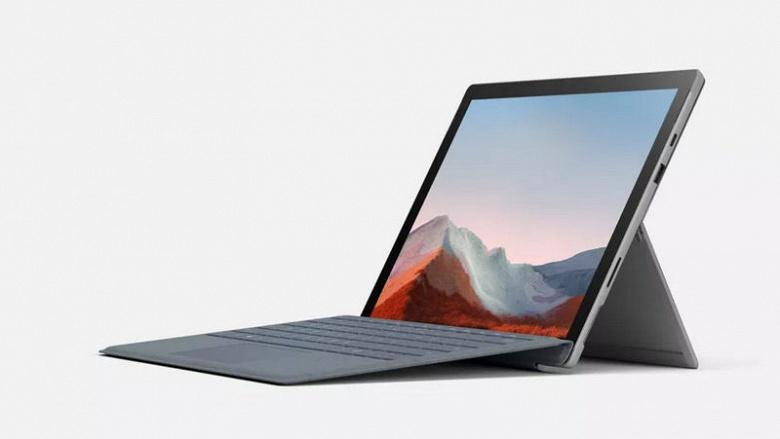 Встроенный модем 4G, 32 ГБ ОЗУ, процессоры Intel Tiger Lake. Microsoft неожиданно обновила планшет Surface Pro 7