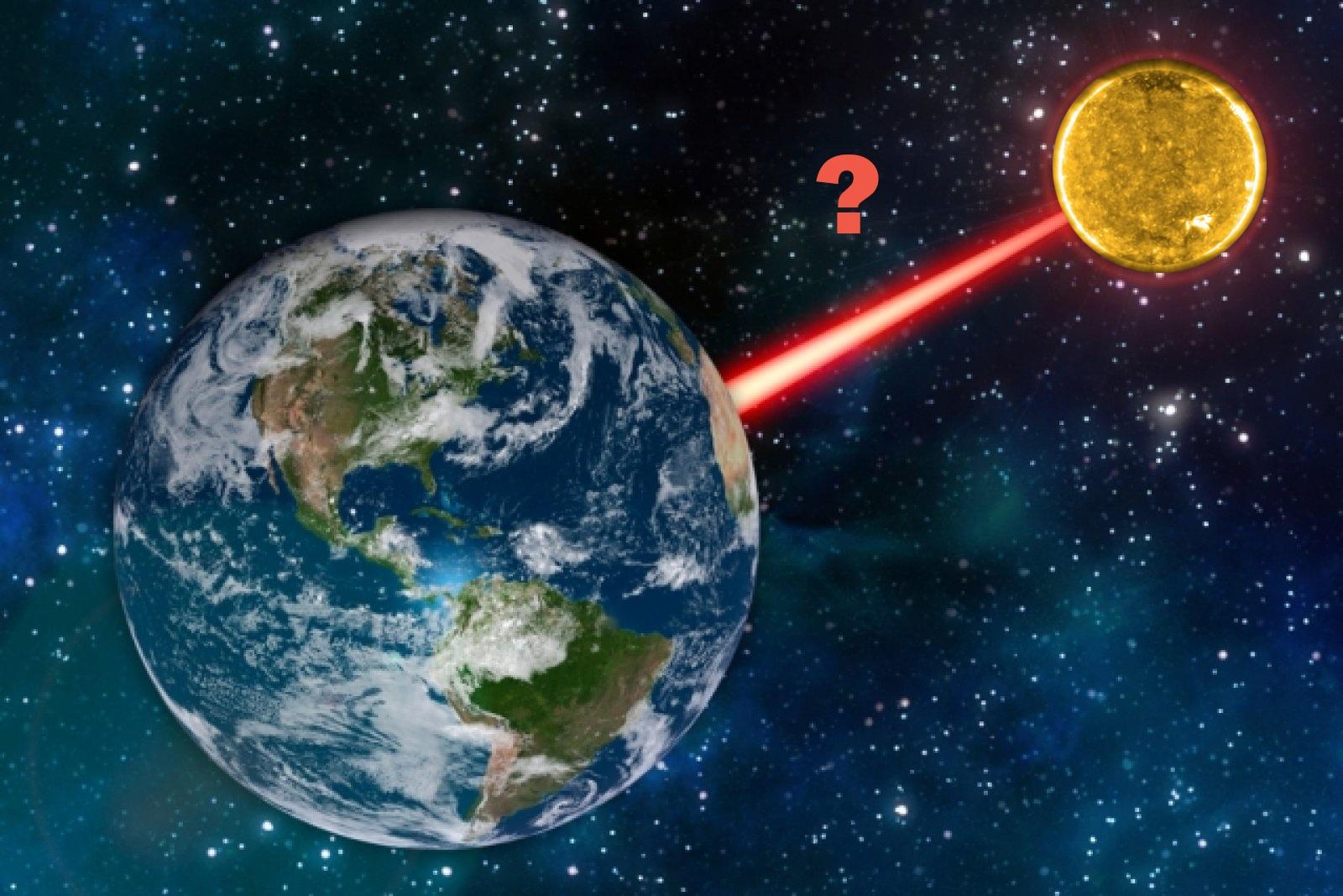 Как измерили расстояние до Солнца - 1