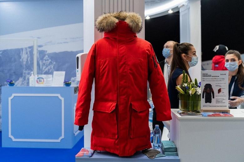Морозы не страшны: в России выпустили «умную» куртку, которая согреет даже при -70°C