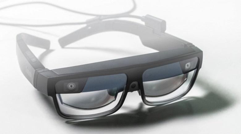 Умные очки Lenovo ThinkReality A3 относятся к корпоративному сегменту