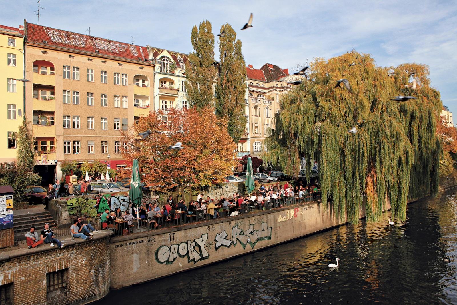 Москва — Берлин — Хельсинки — Копенгаген за 4 года - 2