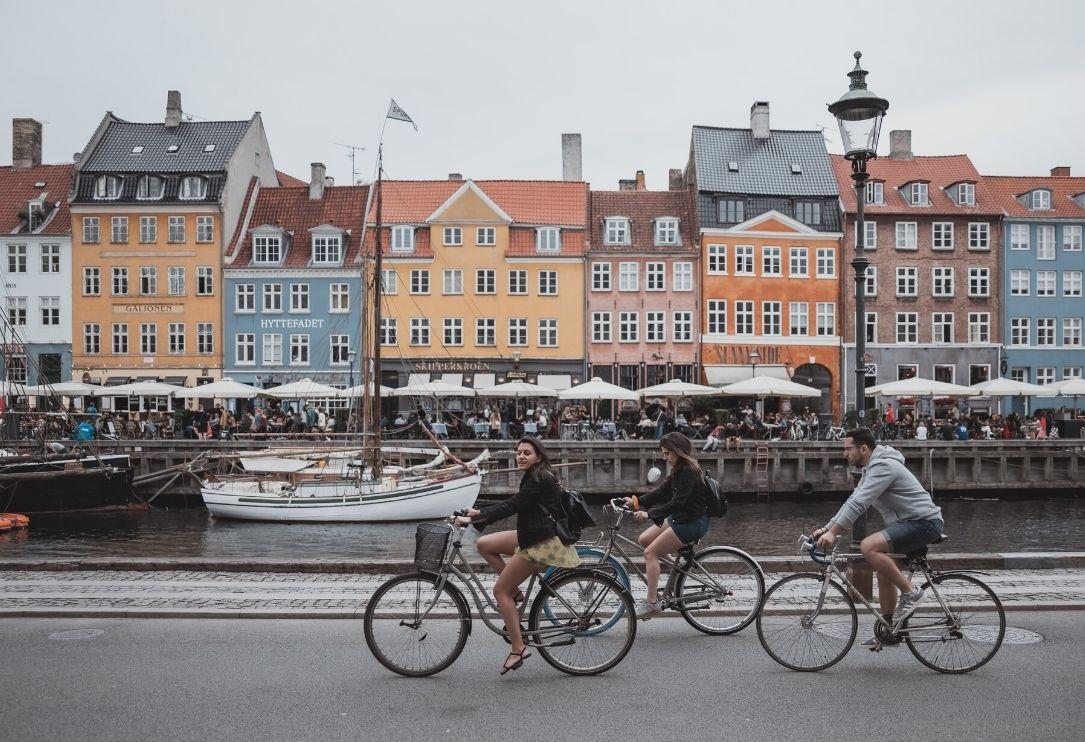 Москва — Берлин — Хельсинки — Копенгаген за 4 года - 4