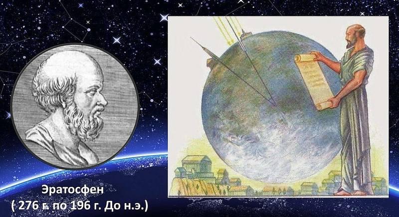 Как греки Землю измеряли - 1