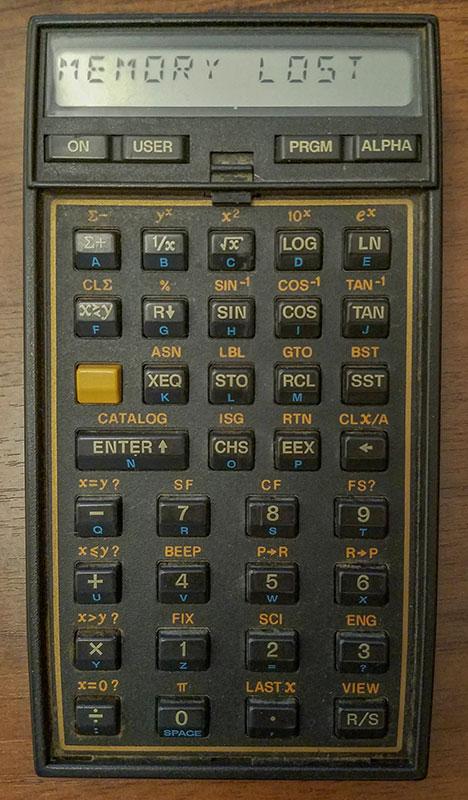 Архитектура и программирование микрокалькулятора HP-41 - 2