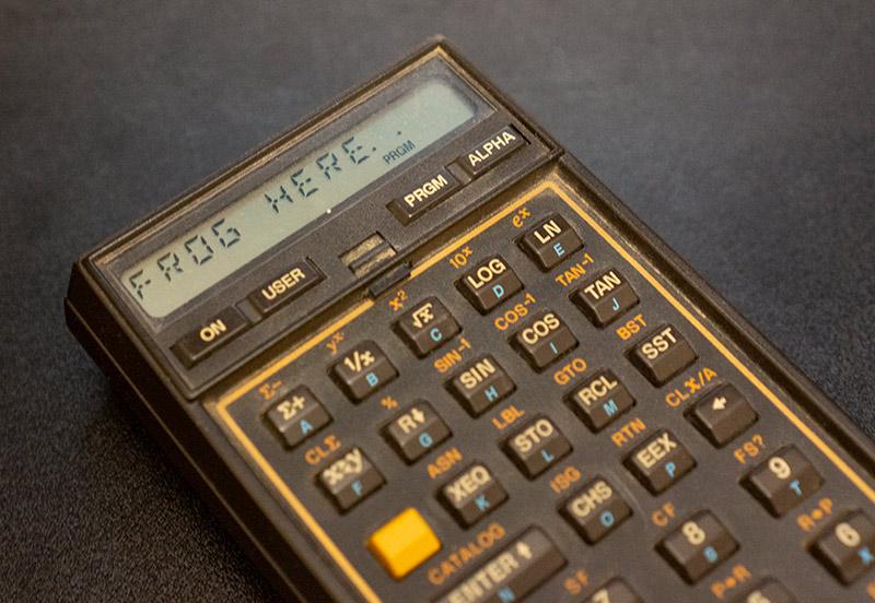 Архитектура и программирование микрокалькулятора HP-41 - 1