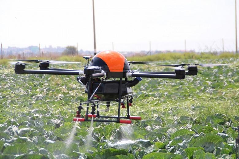 Дроны смогут «поливать капусту» без участия человека. FAA выдало первое разрешение на полностью автоматизированные полёты