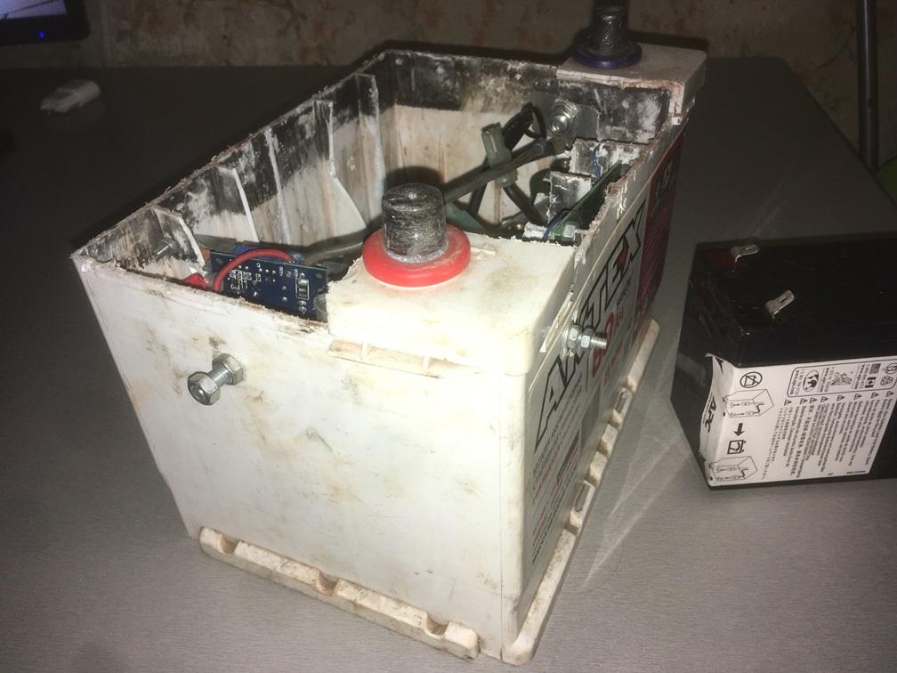 Ионисторы вместо стартерного свинцово-кислотного аккумулятора - 8