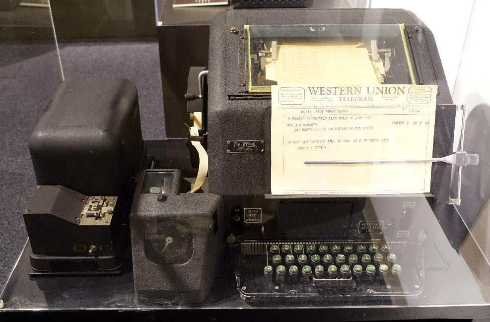 История клавиши Enter - 4