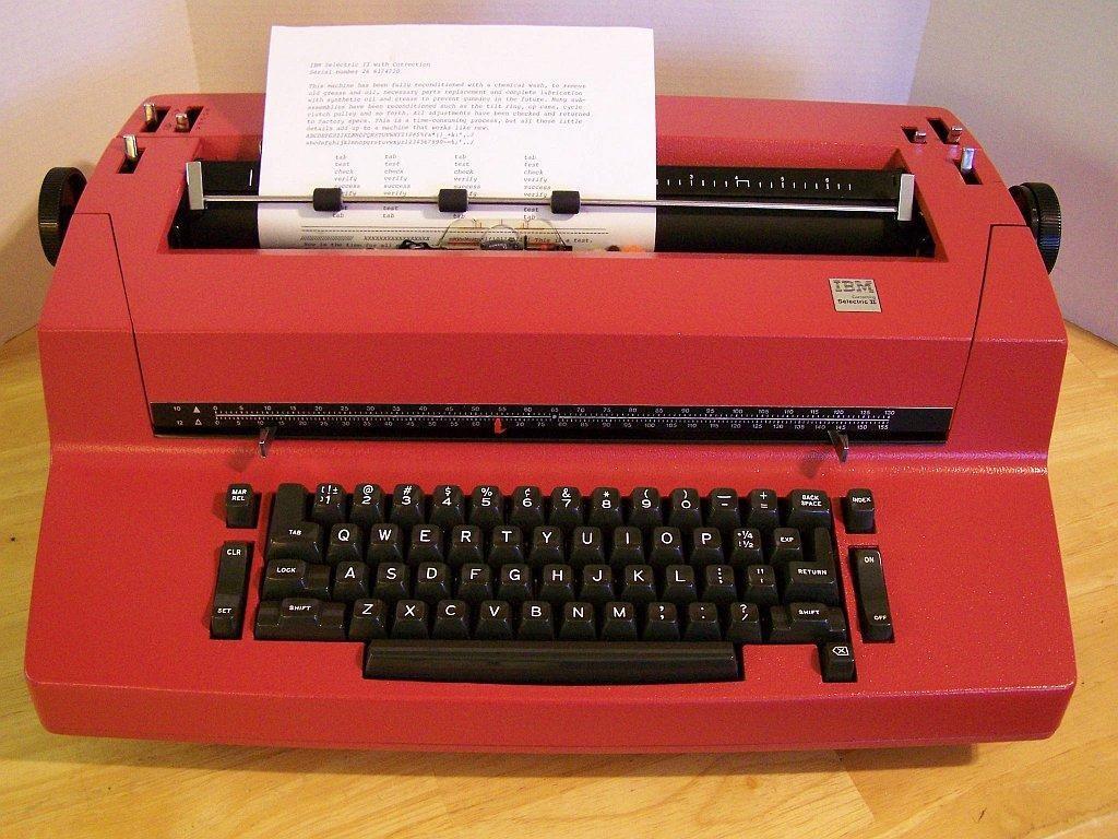 История клавиши Enter - 8