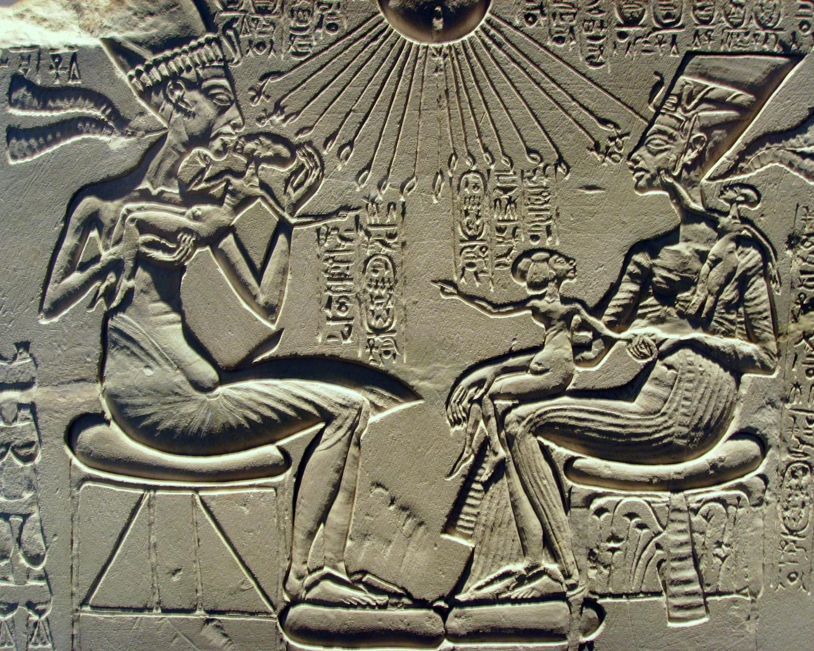 Как египетский фараон Аменхотеп основал христианство, и почему оно стало идеальным мемом - 1