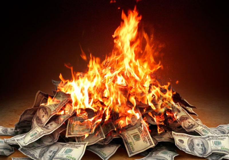 Как одним движением сжечь 10000$ и получить удар током - 1