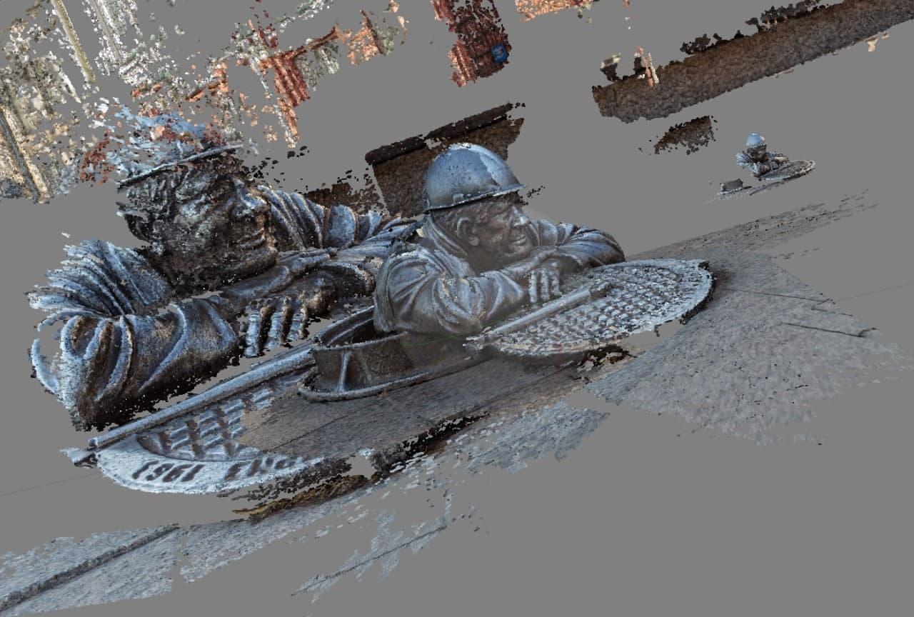 Фотограмметрия 100 самых необычных памятников России силами сообщества - 1