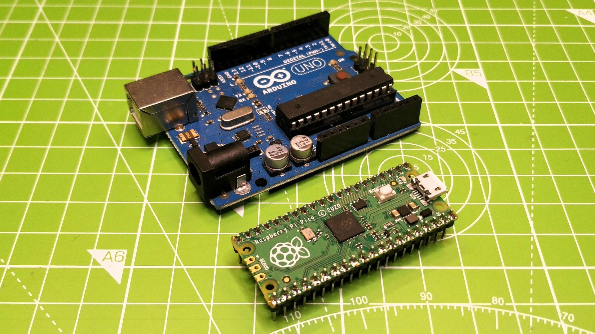 """Raspberry Pi Pico за $4 — на что способна новая плата от разработчиков """"малинок"""" - 3"""
