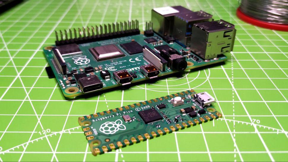 """Raspberry Pi Pico за $4 — на что способна новая плата от разработчиков """"малинок"""" - 1"""