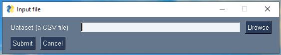 Как сделать Data Science приложение для Windows (и не только) с графическим интерфейсом с помощью PySimpleGUI - 7