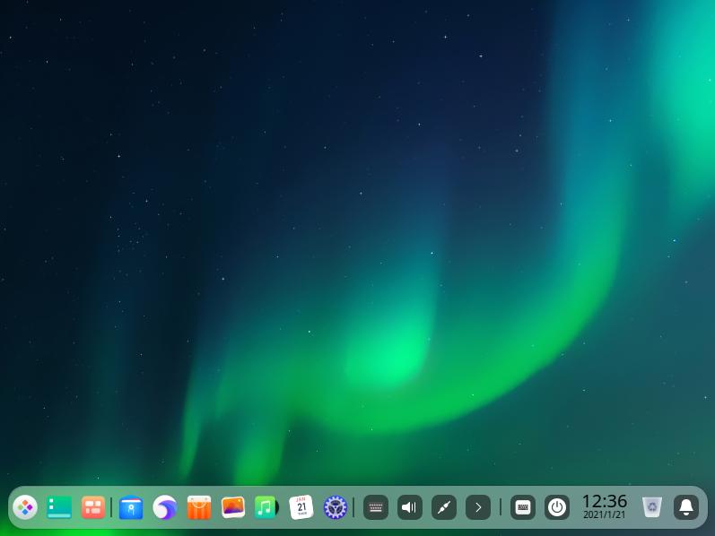 UbuntuDDE: замечательный гибрид - 2