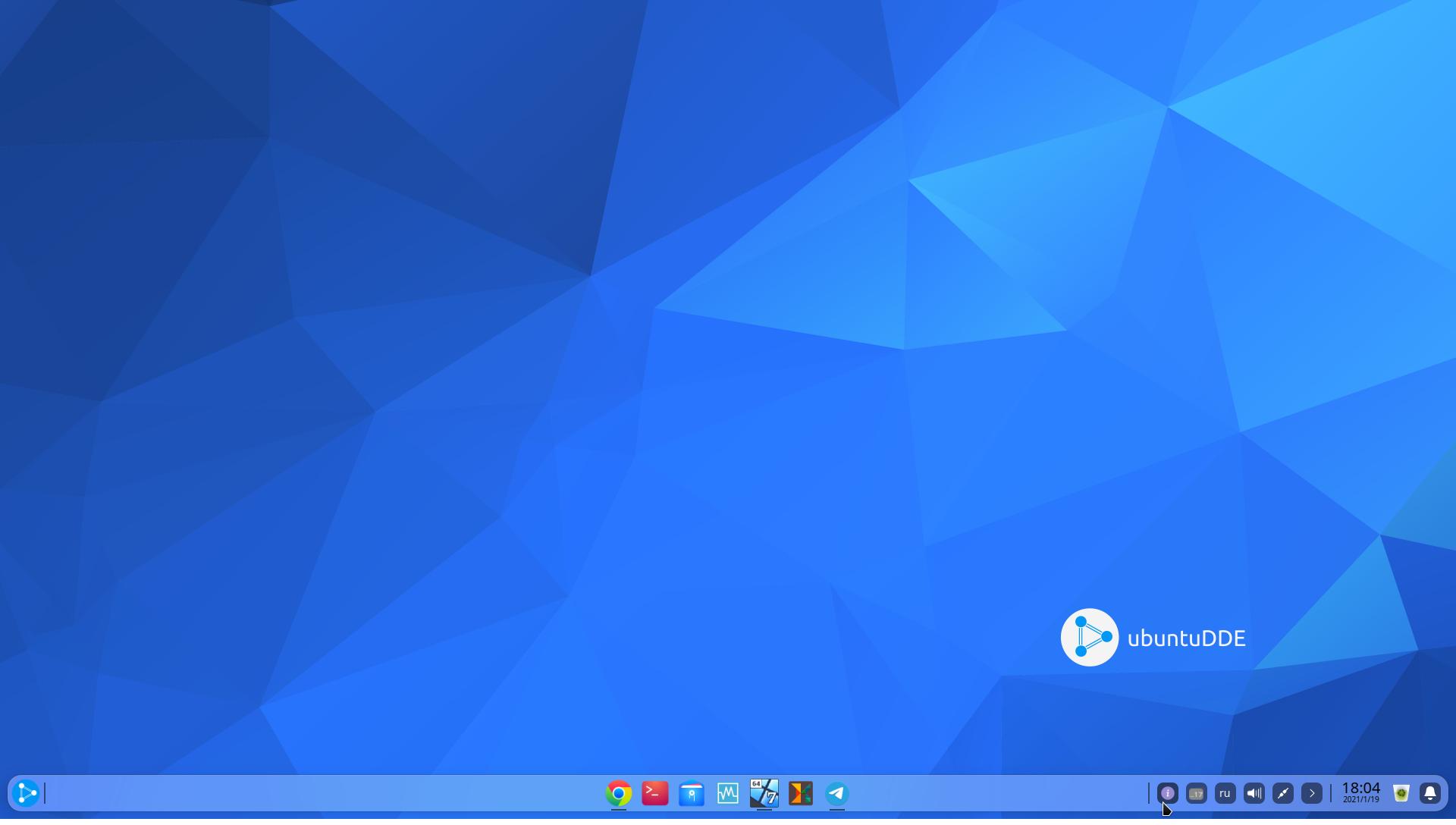 UbuntuDDE: замечательный гибрид - 5