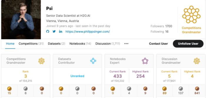Дата-сайентист, который просто не может перестать выигрывать на Kaggle - 3