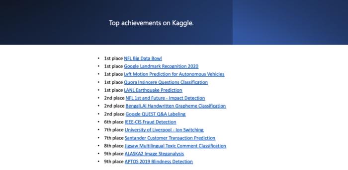 Дата-сайентист, который просто не может перестать выигрывать на Kaggle - 4