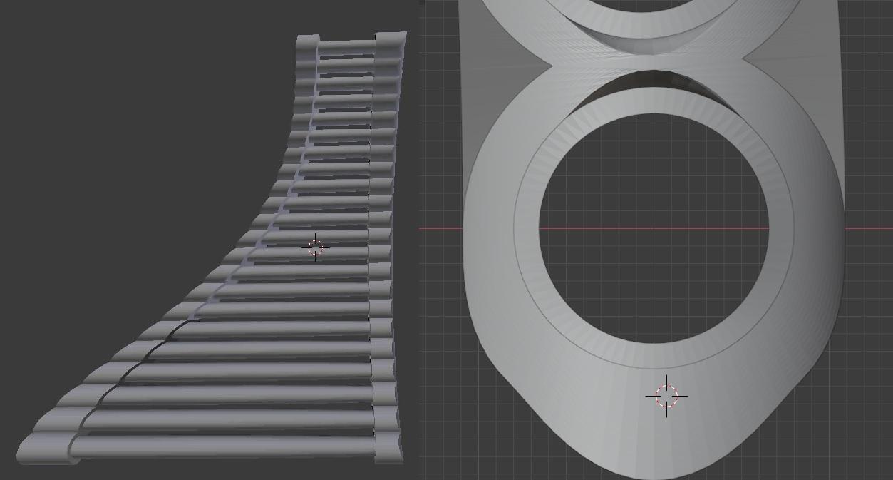 Проектирование карбоновых панфлейт