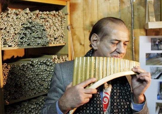 Хранилище бамбуковых трубок на производстве [1]