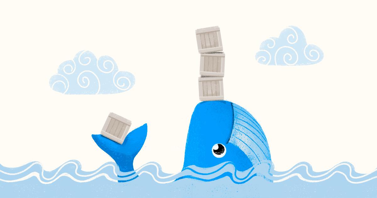 Хранение данных в Docker - 1