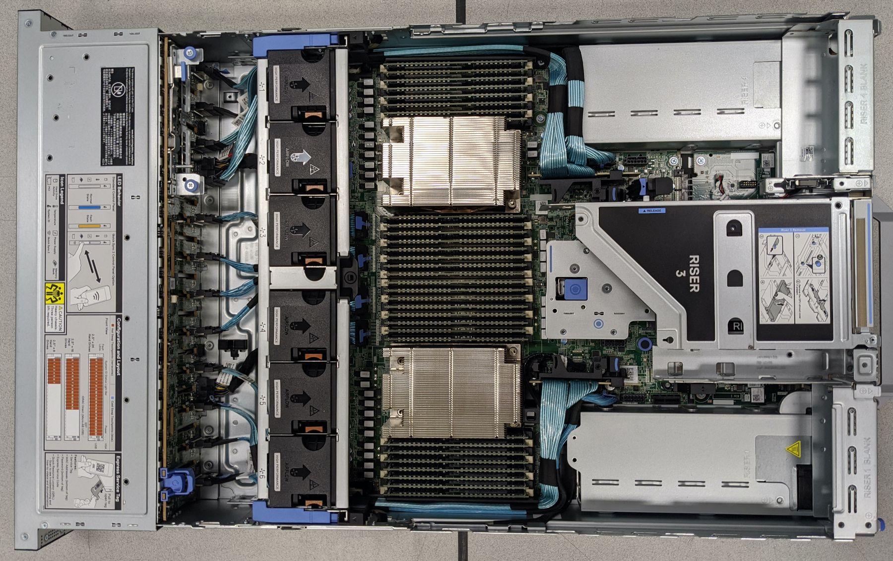 Let's Encrypt перевел серверы БД на AMD EPYC - 1