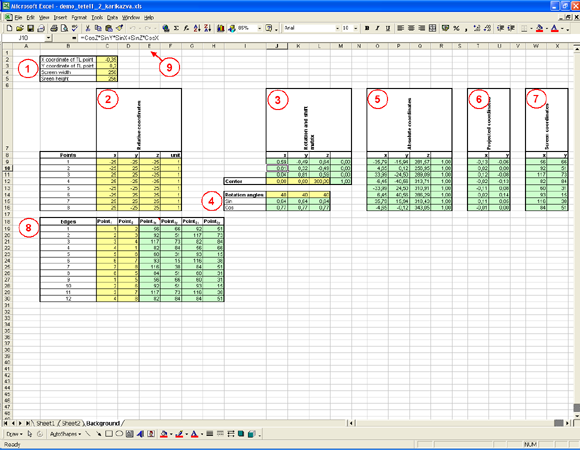Microsoft Excel: революционный игровой 3D-движок? - 2
