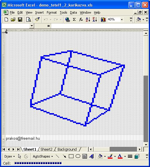 Microsoft Excel: революционный игровой 3D-движок? - 8