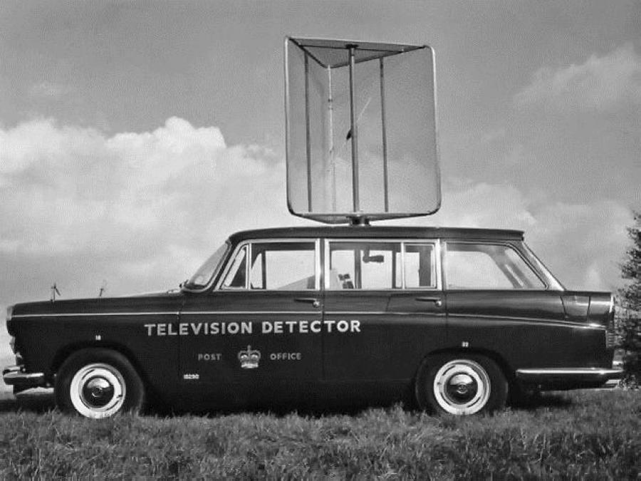 Фургоны-детекторы ТВ всё ещё колесят по улицам Великобритании - 5