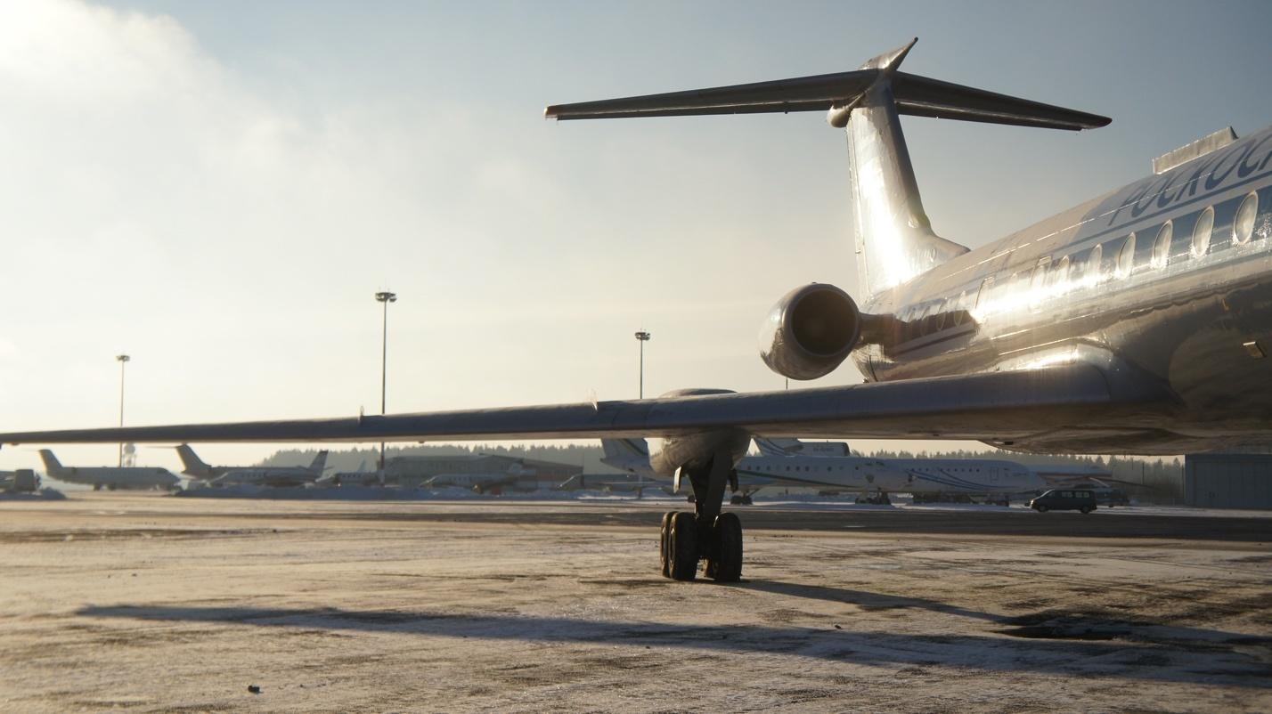 Ту-134: 50 лет эксплуатации - 5