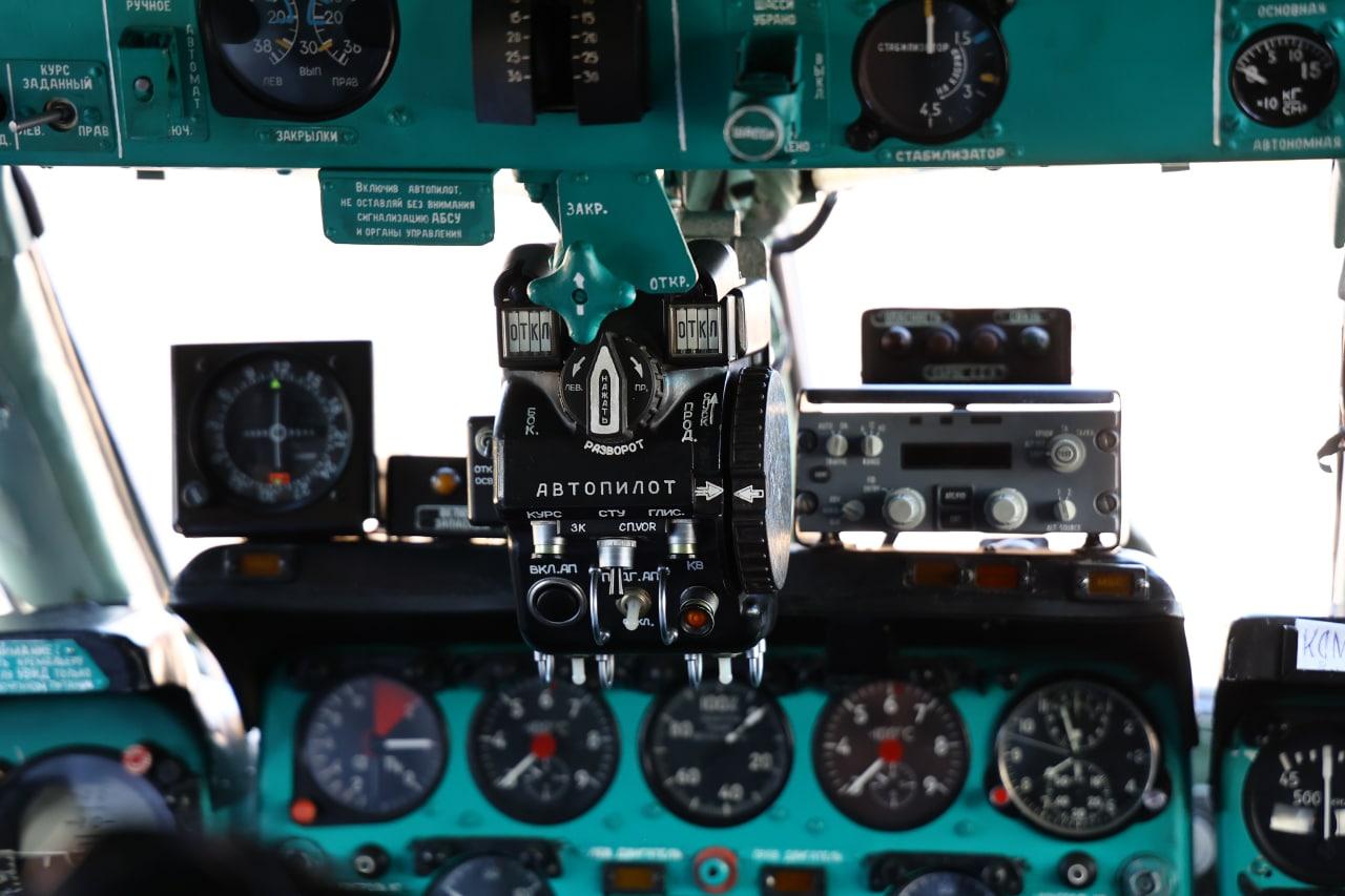 Ту-134: 50 лет эксплуатации - 7