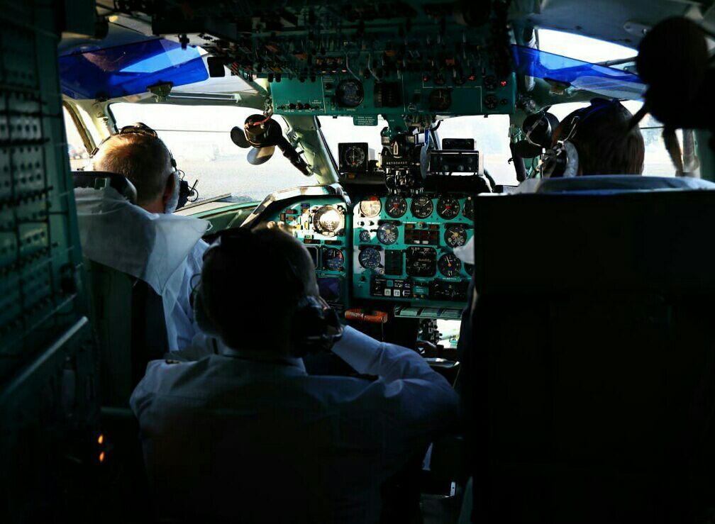 Ту-134: 50 лет эксплуатации - 8