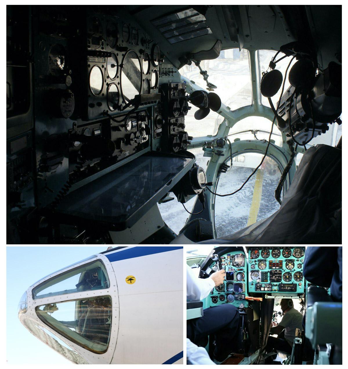 Ту-134: 50 лет эксплуатации - 9