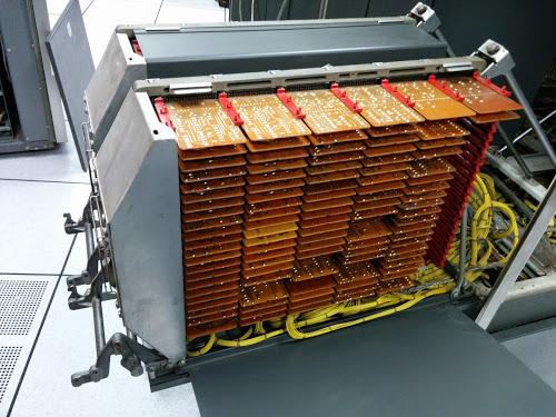 12-минутный Мандельброт: фракталы на 50-летнем мейнфрейме IBM 1401 - 3